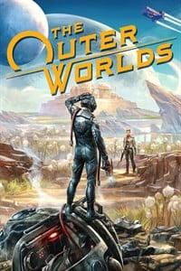 Outer Worlds Box Art