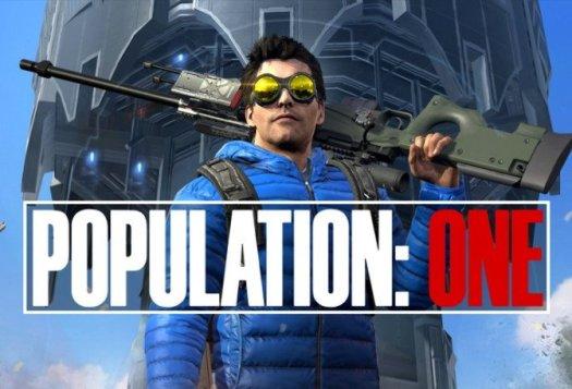 Population One Logo Crop