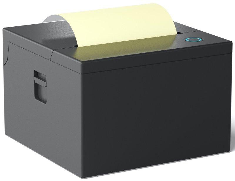 Amazon Build It Sticky Note Printer Render