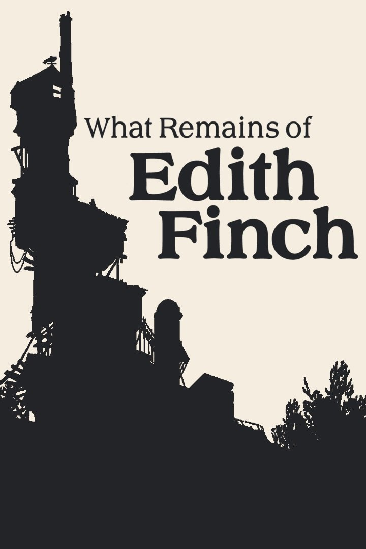 Edith Finch Cover Art