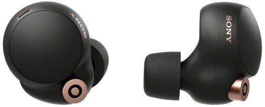 Sony WF-1000XM4 Leak Black