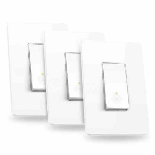 Kasa Smart Wifi Light Switch Product Render