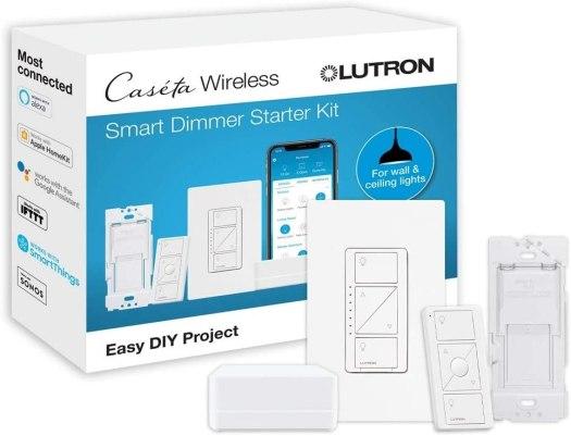 Lutron Caseta Smart Starter Kit