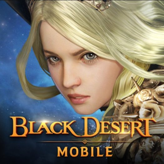 Black Desert Mobile Reco