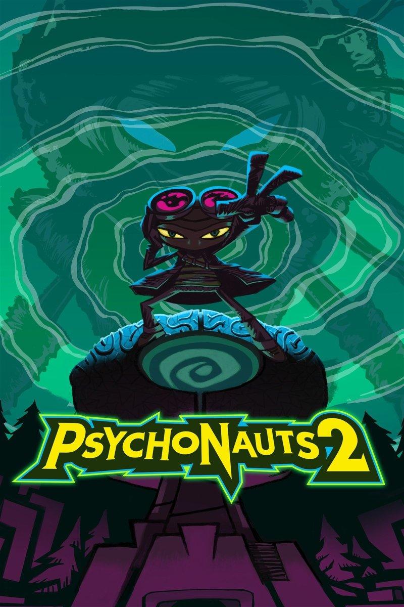 Psychonauts 2 Reco Box