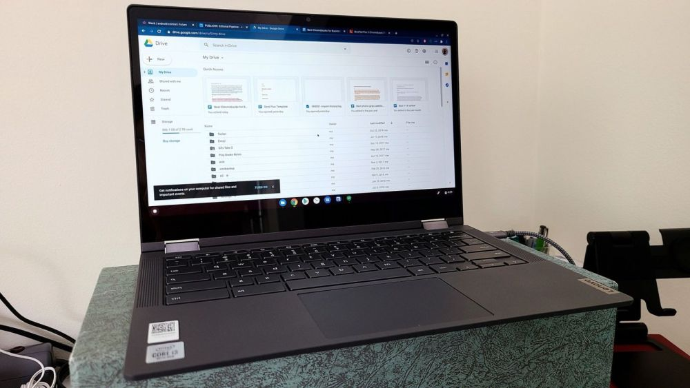 Lenovo Chromebook Flex 5 Hero