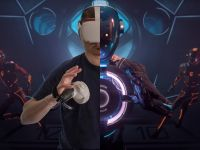 Echo VR Season 1 hands-on: Ender's Game has a new name