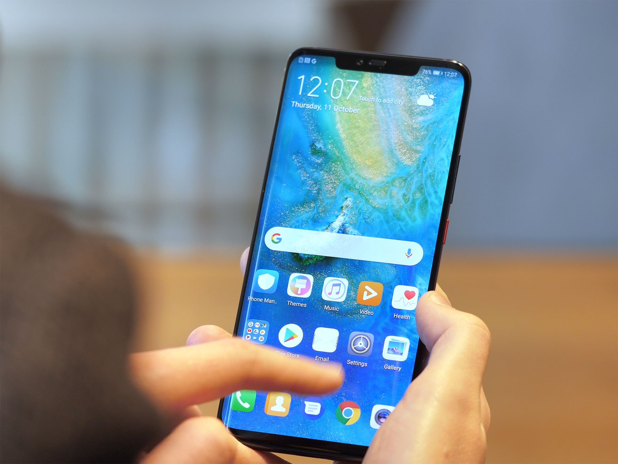 huawei mate 30 could