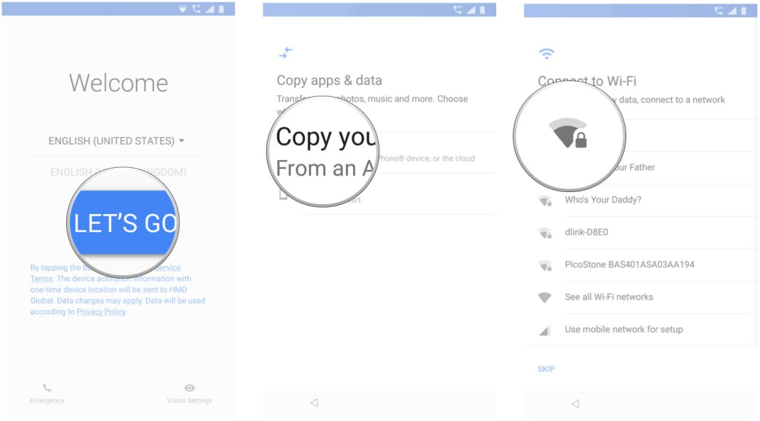 How to restore your apps and settings to a new Android phone