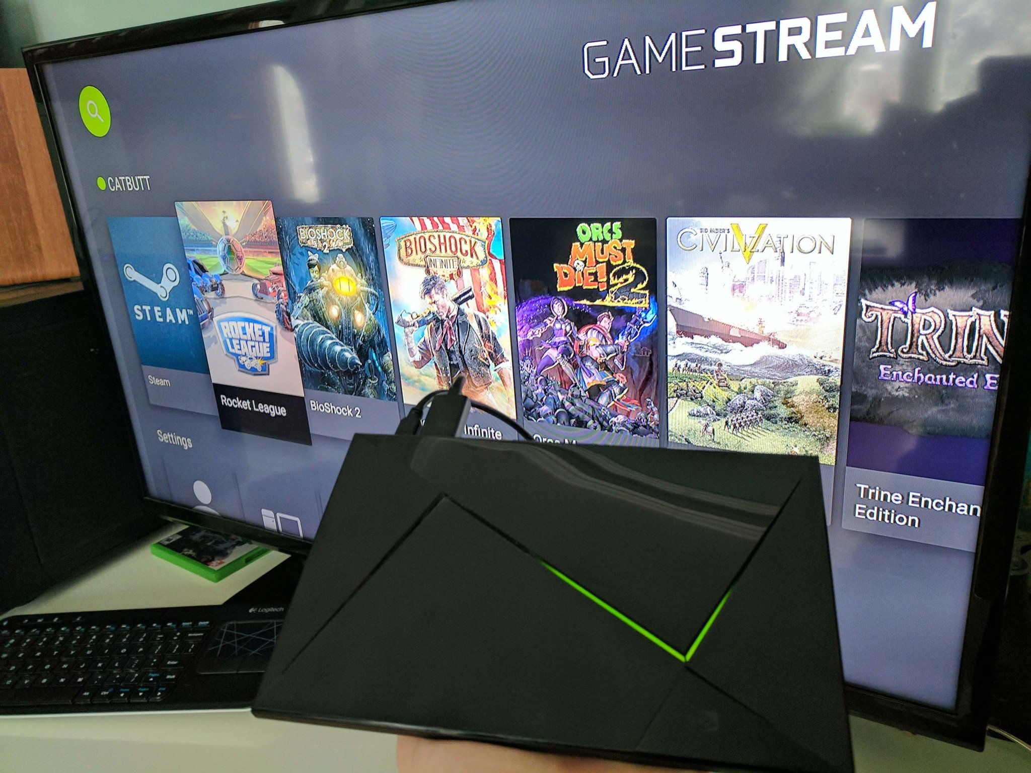 How To Set Up Gamestream On Your Nvidia Shield Tv