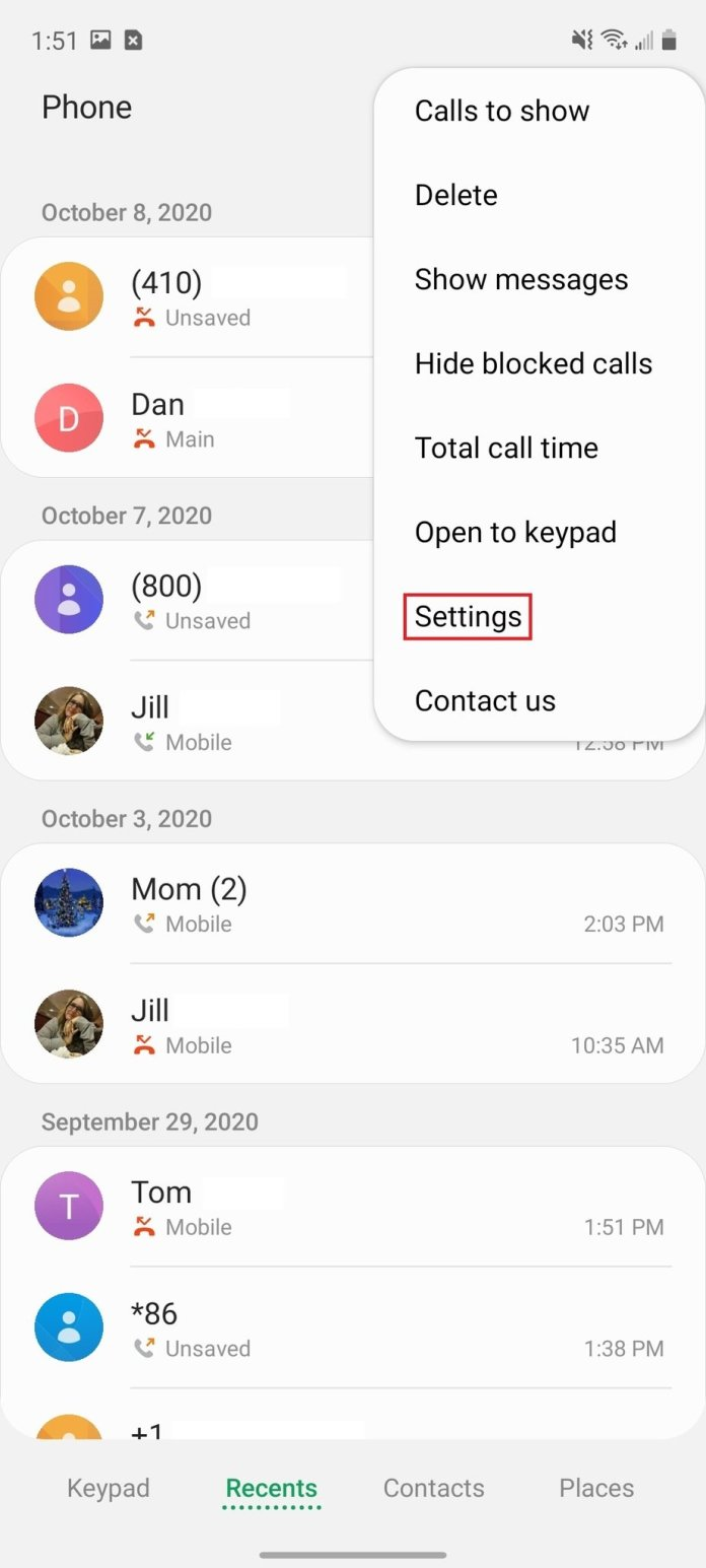 How To Block All Incoming Calls On Android Phones Android Central