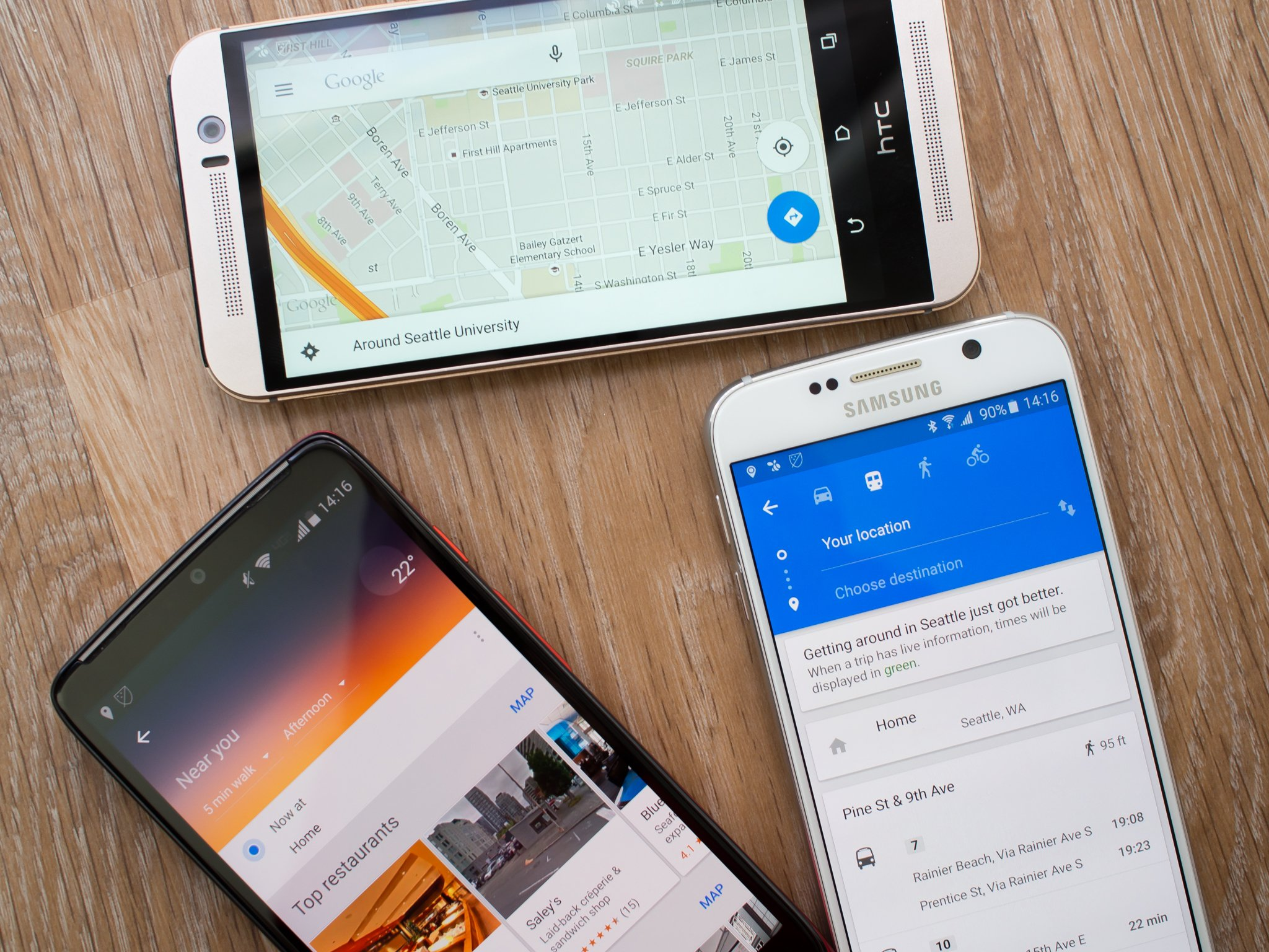 Google Maps Adds Offline Navigation And Search Android
