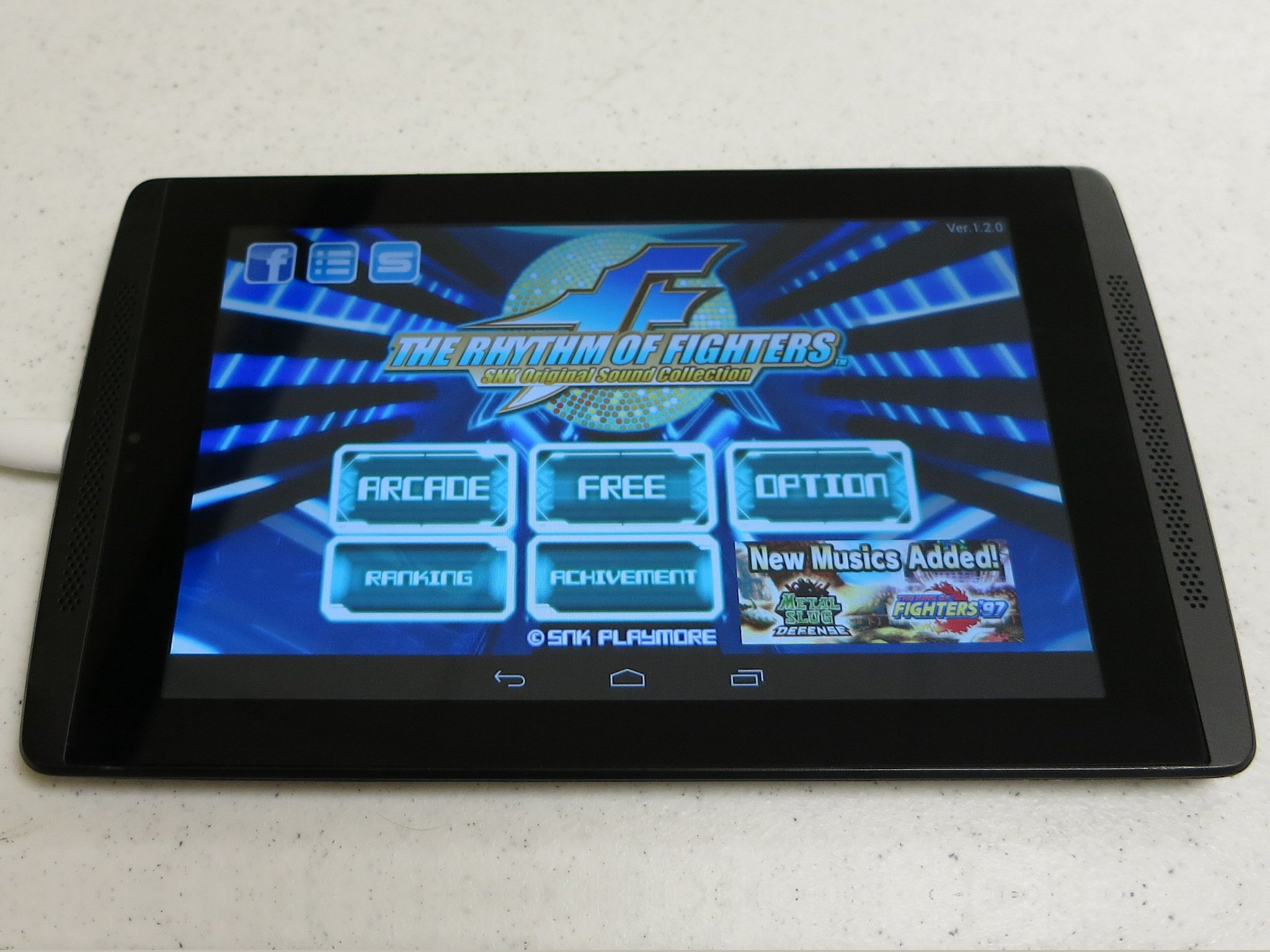 The Rhythm Of Fighters Review Android Central