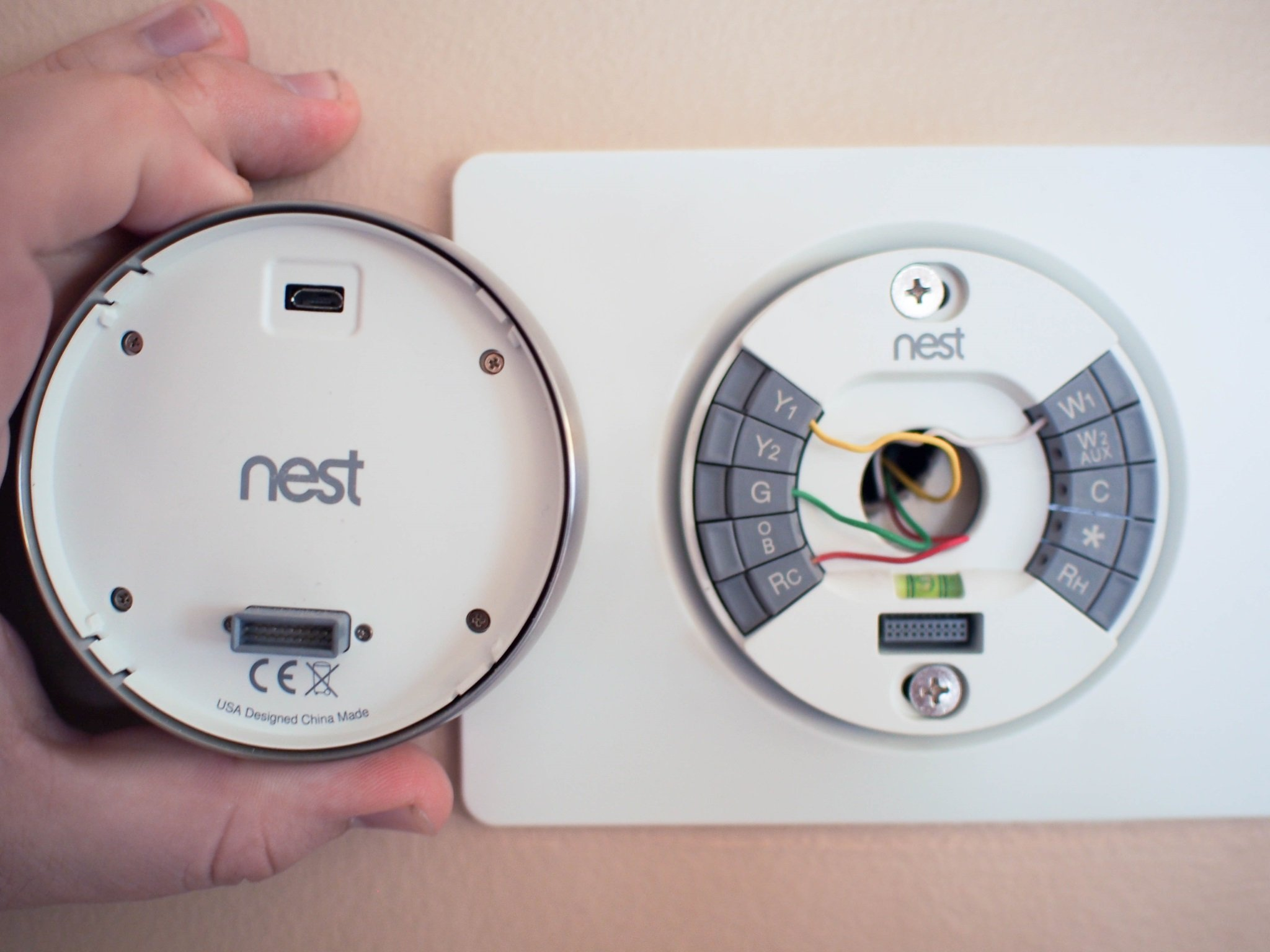 what you need to know about installing your nest thermostat trailer wiring harness diagram if you [ 1600 x 1200 Pixel ]