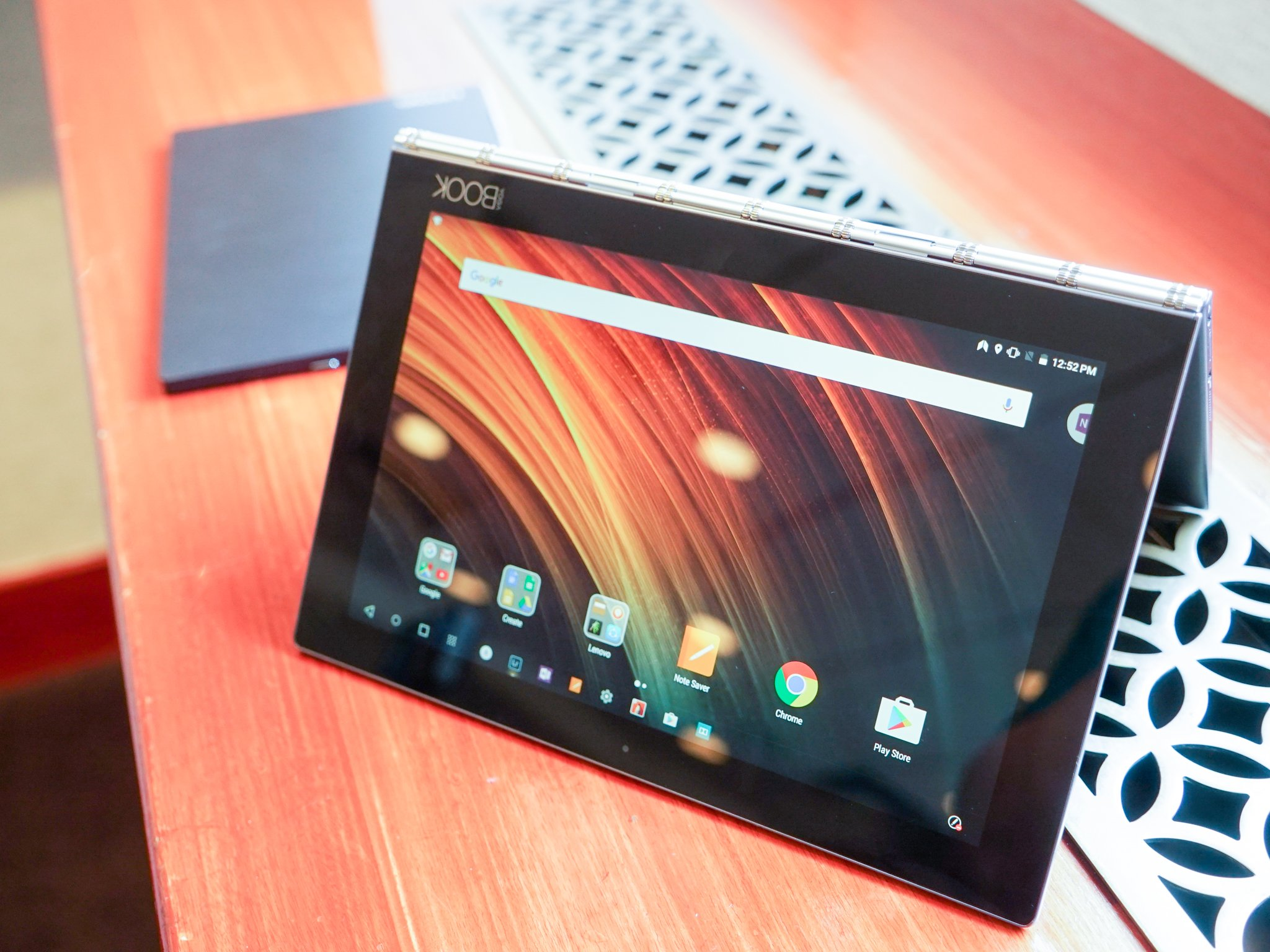 Android Launcher Experience Tablets