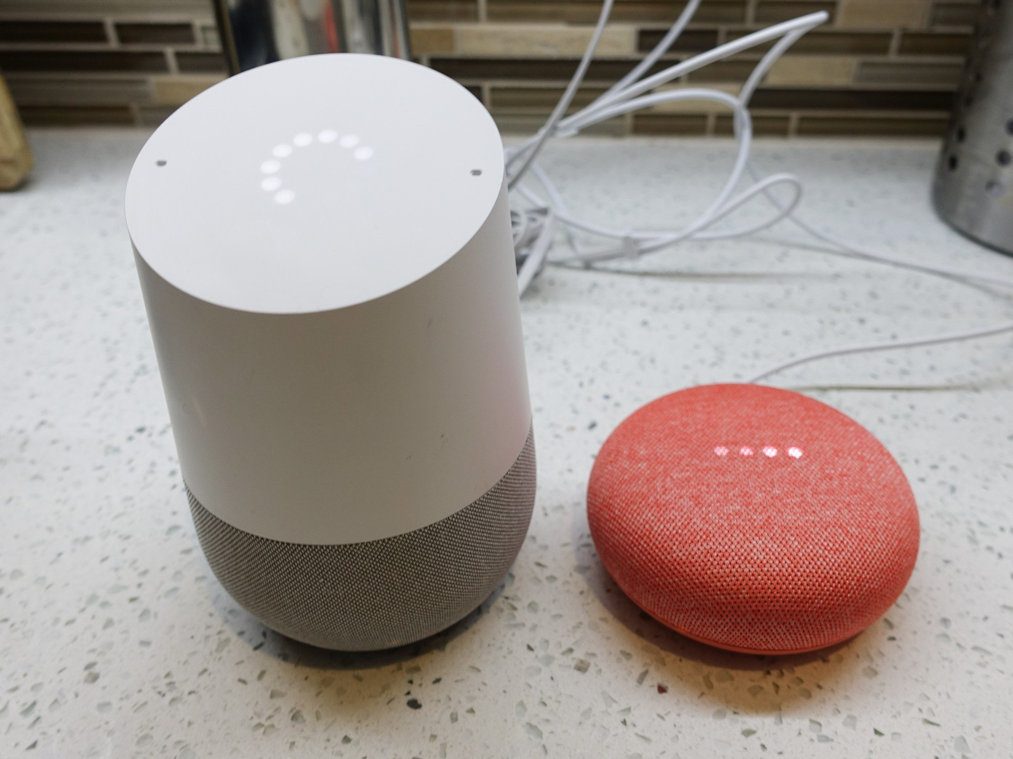 Google Home . Mini Android Central