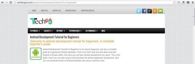 tech-blogon