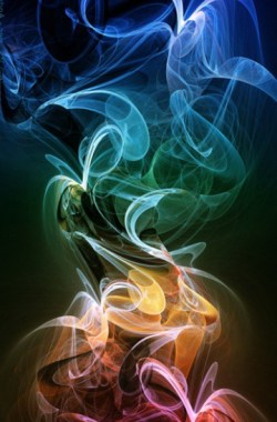 Smoke Mobile Phone wallpaper HD