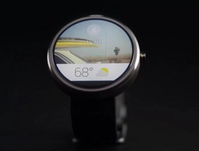 Google Android Wear İçin, Saat Arayüzü Desteğini Açıkladı