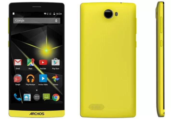 Archos Telefon ve Tablet Duyuruldu