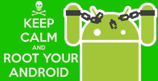 keep clam and root your android