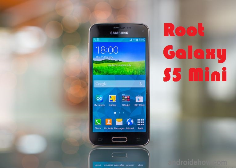 root samsung Galaxy S5 Mini