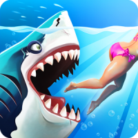 Hungry Shark World Apk v2.3.0 Mod Money & More