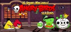 Angry Birds Seasons Ham'o'ween  Android iOS Full