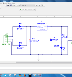 remove input transformer and output multimeter with replacement of connector as per diagram change the properties of all component into pcb mode  [ 1920 x 1080 Pixel ]