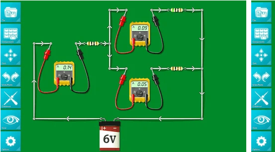 Virtual Circuit Builder