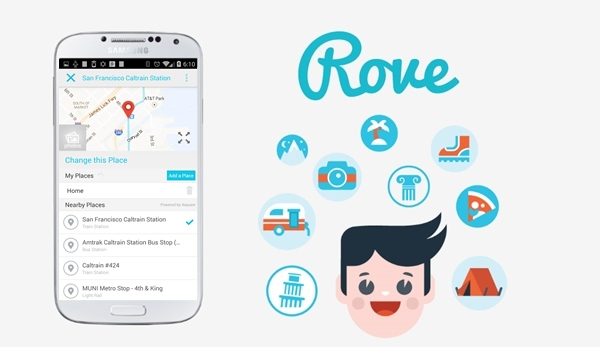 Rove android