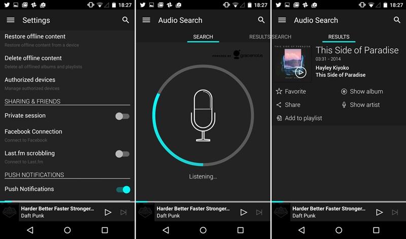 TIDAL para Android