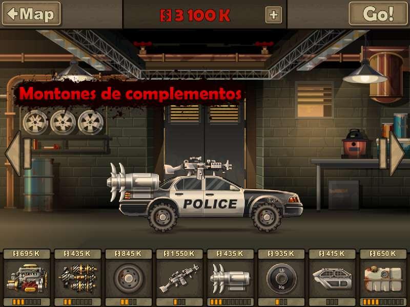 earn to die 2 police