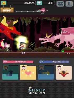 Infinity Dungeon Evolution! apk for android