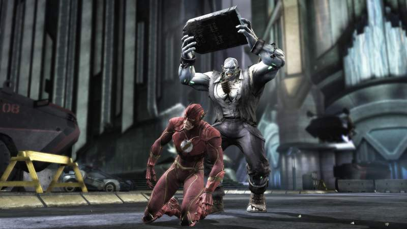 Injustice Gods Among Us para Android