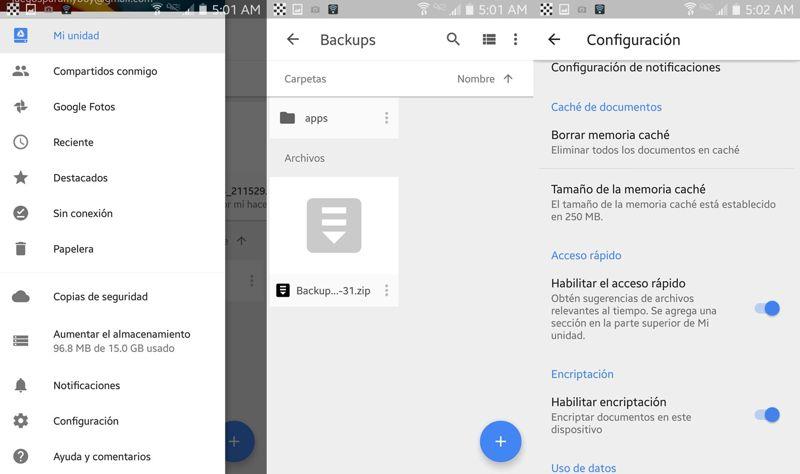 Google Drive: Una de las mejores aplicaciones para almacenar archivos en la nube