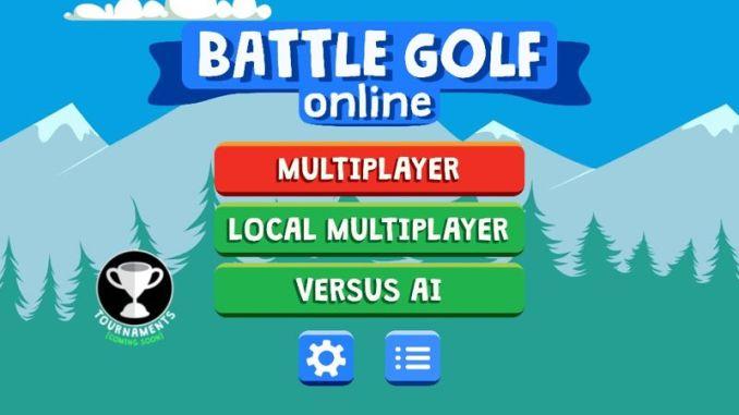 Golf en linea