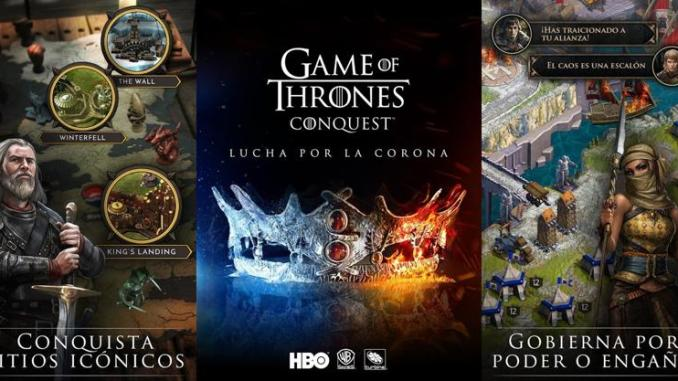 Game of Thrones Conquest - conquista de tronos