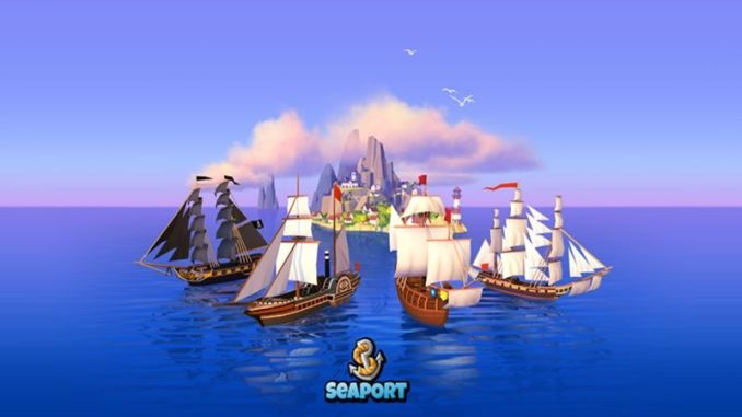 Seaport - History of Ship disponible para Android e iOS.
