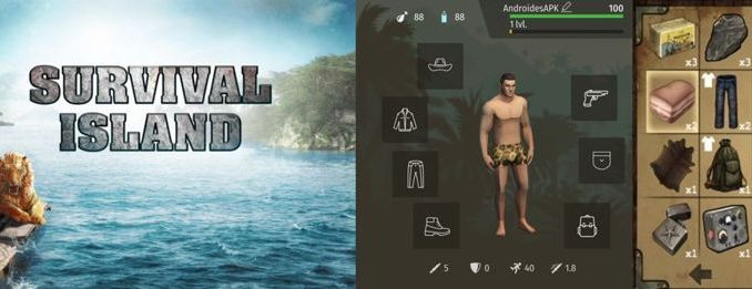 Juegos De Supervivencia Entre Islas Para Android Androides Apk