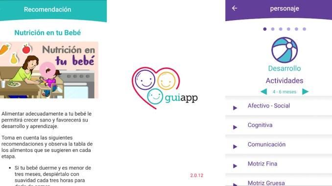 Aplicación de ayuda para educar niños