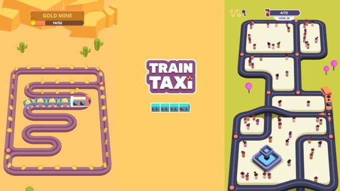 Juego de serpientes Train Taxi