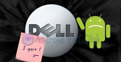 Dell Shuts Down Mobile Business - Specifically Android