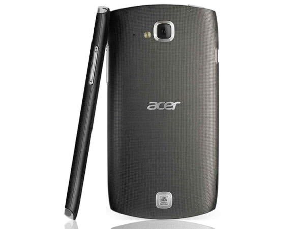 Acer Smartphone with Ali Baba Mobile Operating System