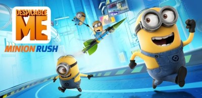 Despicable Me Android Runner Game APK