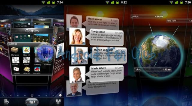 SPB Shell 3D for Android smartphones & tablets
