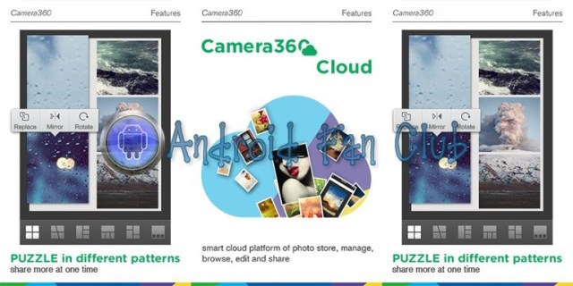 Camera360 Ultimate for Android smartphones & Tablets