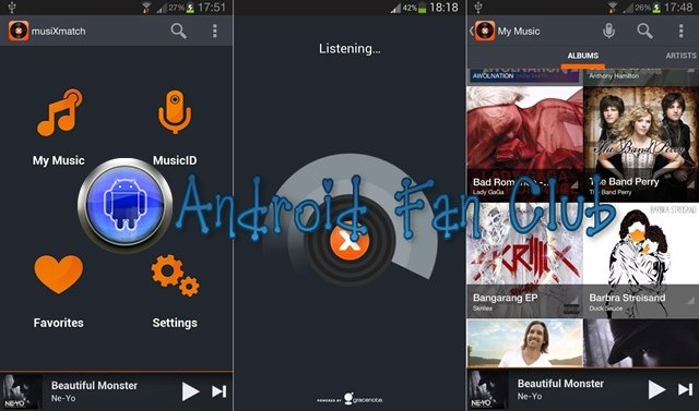 musiXmatch Music Lyrics Player APK for Android Smartphones & Tablets
