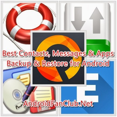 Best Data Backup and Restore Apps for Android Devices Free Download