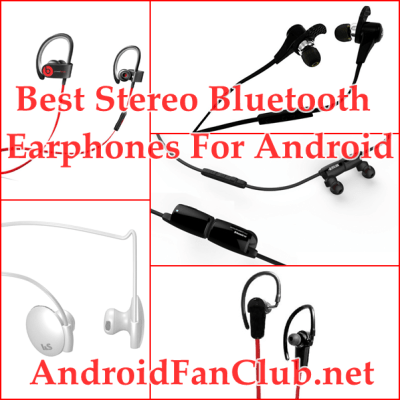5 Best Bluetooth Headsets for Android With Stereo Sound